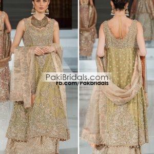 77406c838d Tissue Bridal Dress 456 – Pakistan Bridal Dresses