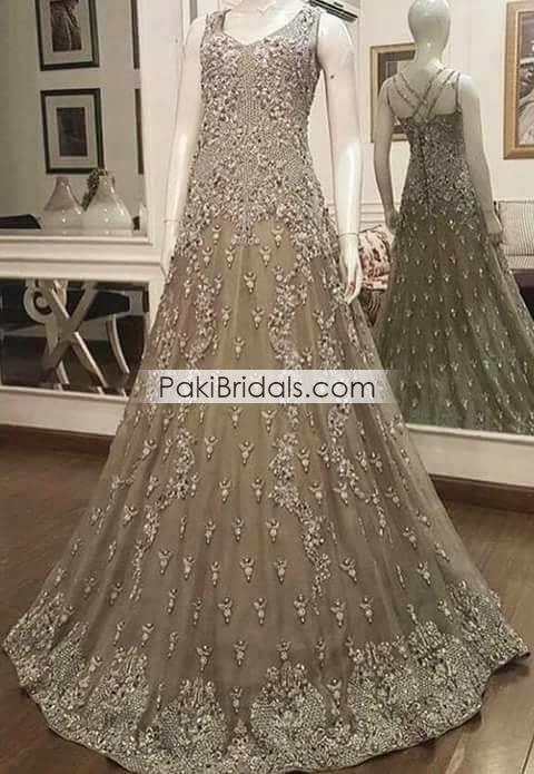 Maxi Bridal Dresses in Pakistan