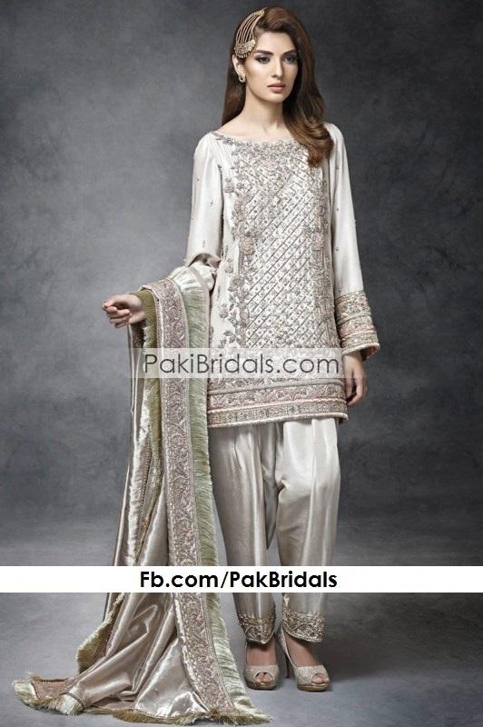 Pakistani Wedding Dress 318