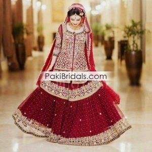8f10990e96a Bridals – Page 14 – Pakistan Bridal Dresses
