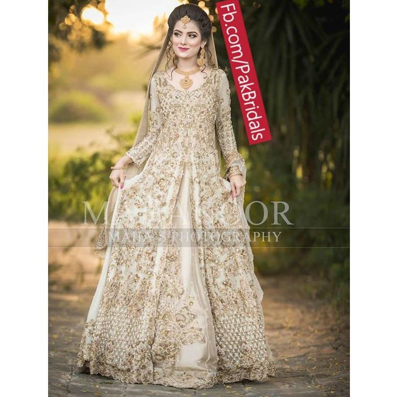 Maxi Gown Bride Wear 648