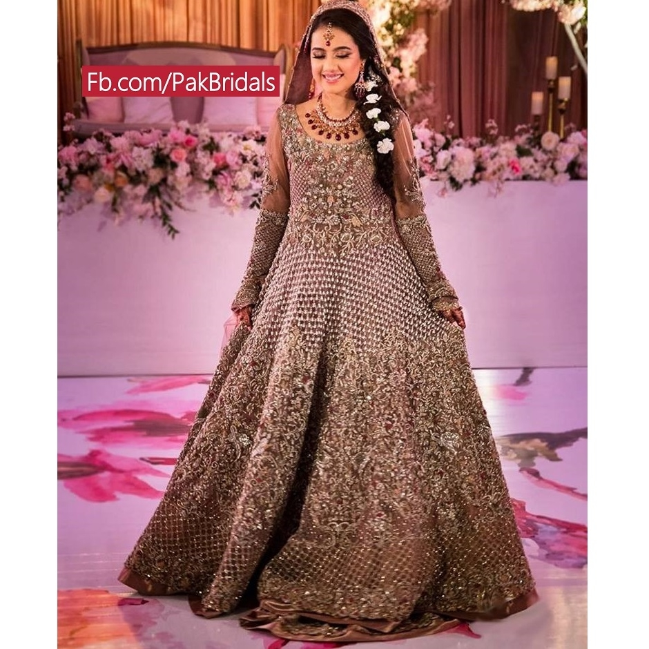 Wedding Maxi Dresses Pakistan
